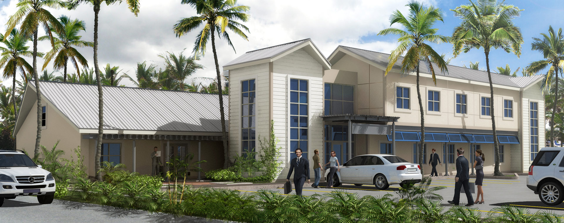West Bay Office Building Grand Cayman